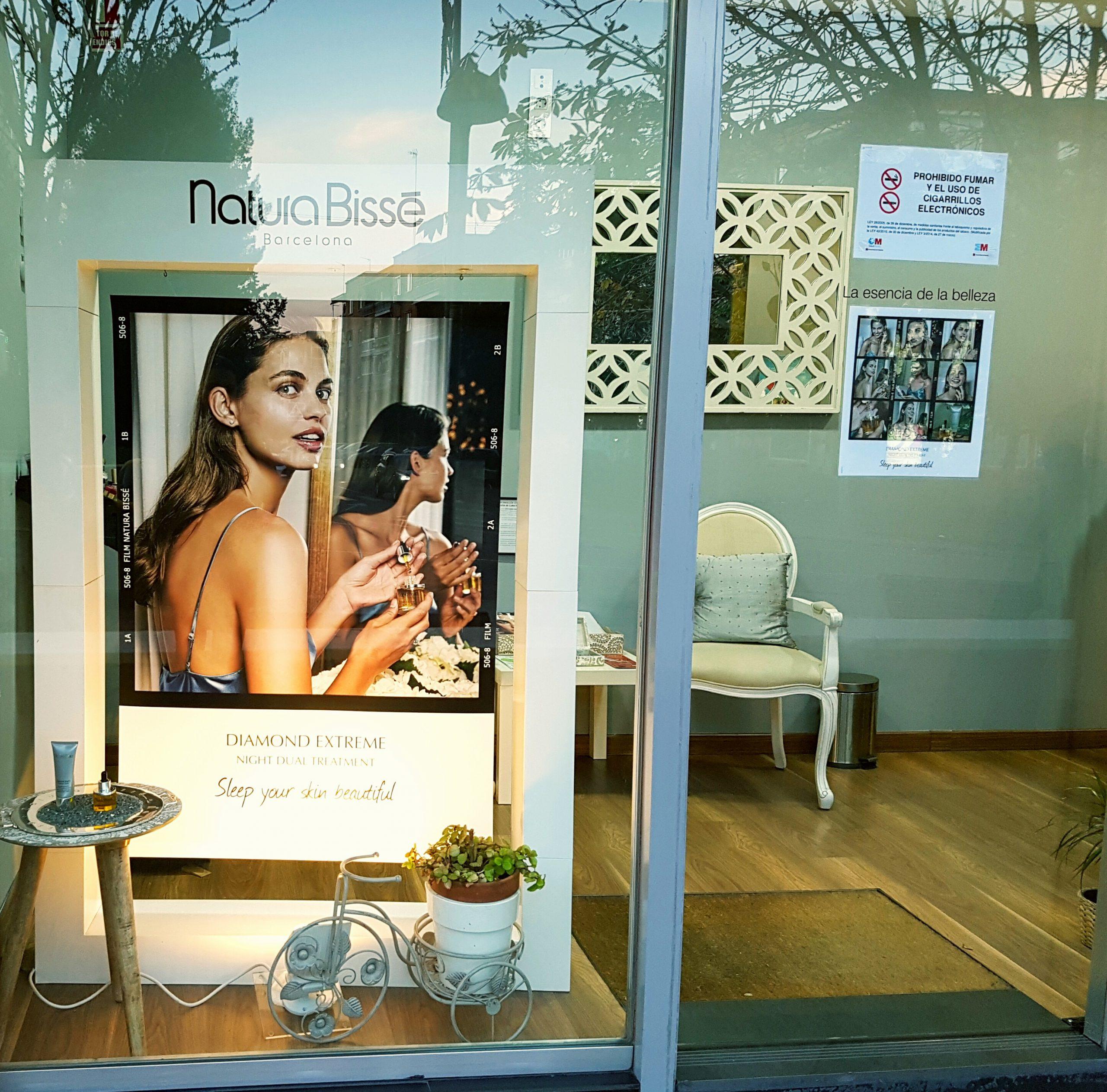 Centro de belleza asociado Tcuida Coslada