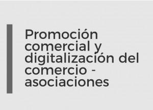 Ayudas para el 2021 a asociaciones, federaciones y confederaciones de comerciantes de la Comunidad de Madrid para promoción comercial.